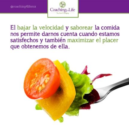comer consciente