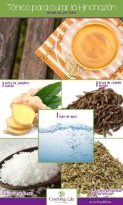 receta hinchazon