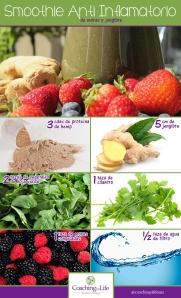 smoothie anti inflamatorio