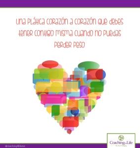 platica corazon a corazon