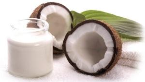 jugo de coco con leche