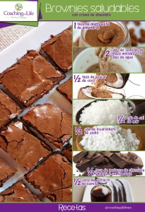 receta brownies