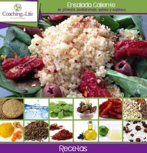 receta5_ensalada caliente de quinoa