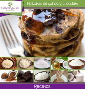 recetas1_hotcakes de quinoa y chocolate